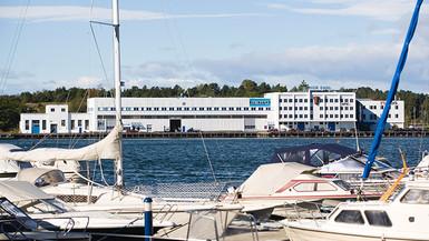 Thorøya Hovedbygg