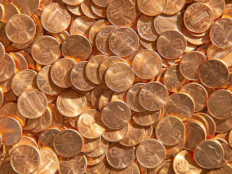Pennies from Heaven . . . Or Not. Can an Employee be Paid in Pennies?