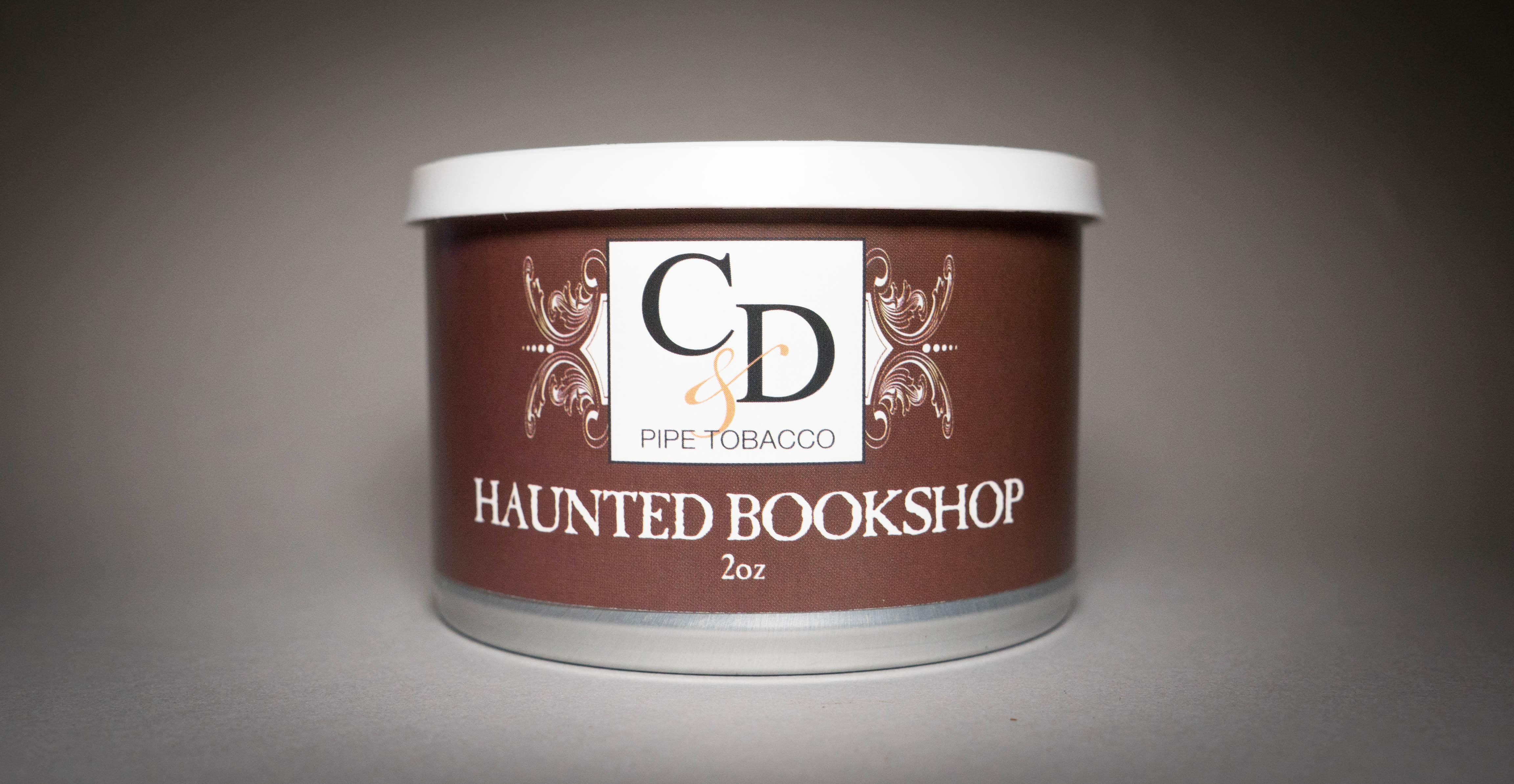 CD Haunted Bookshop1