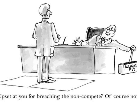 Understanding New Jersey               Non-Compete Employment Agreements