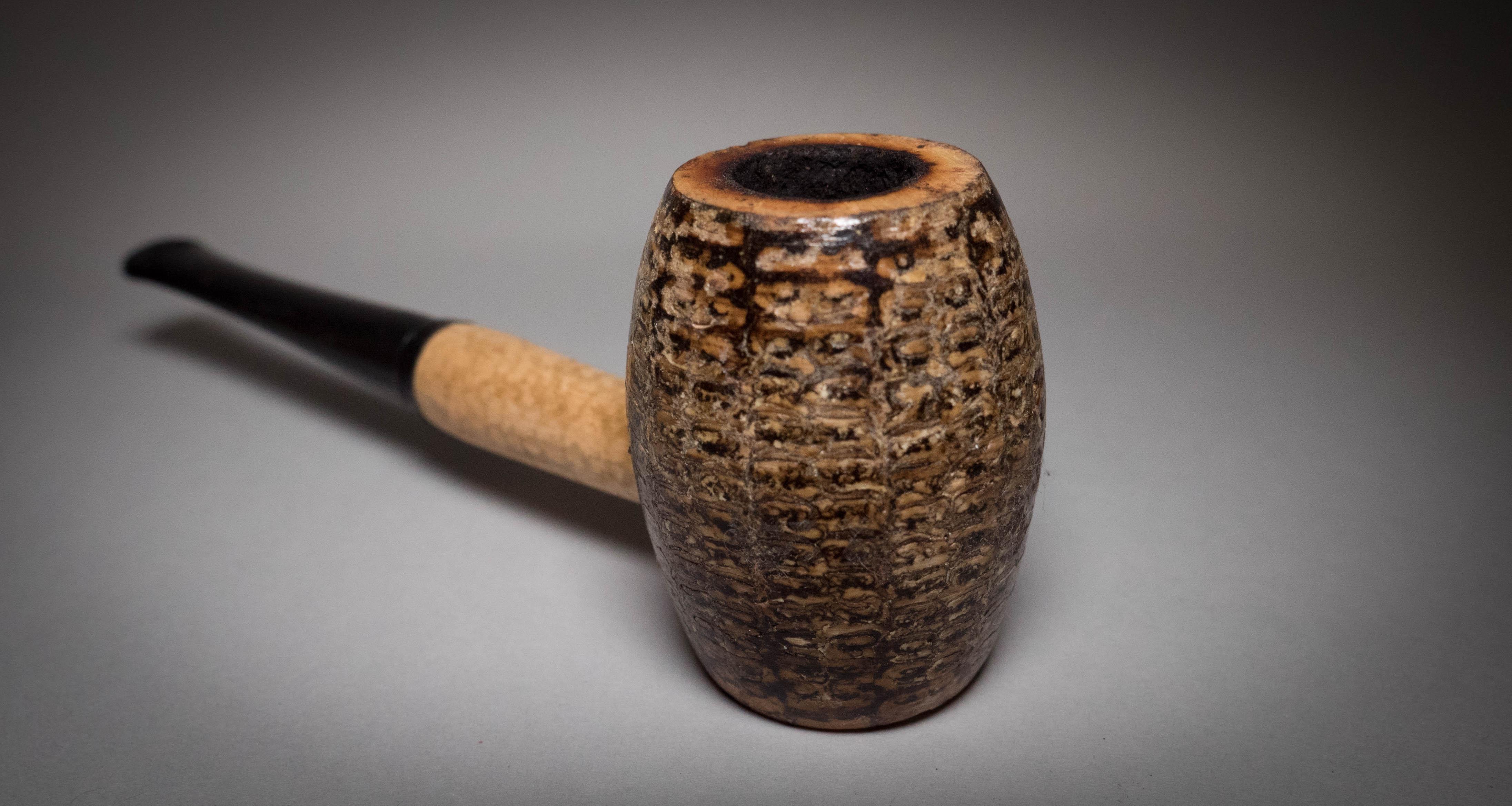 Pipe Materials - Corncob