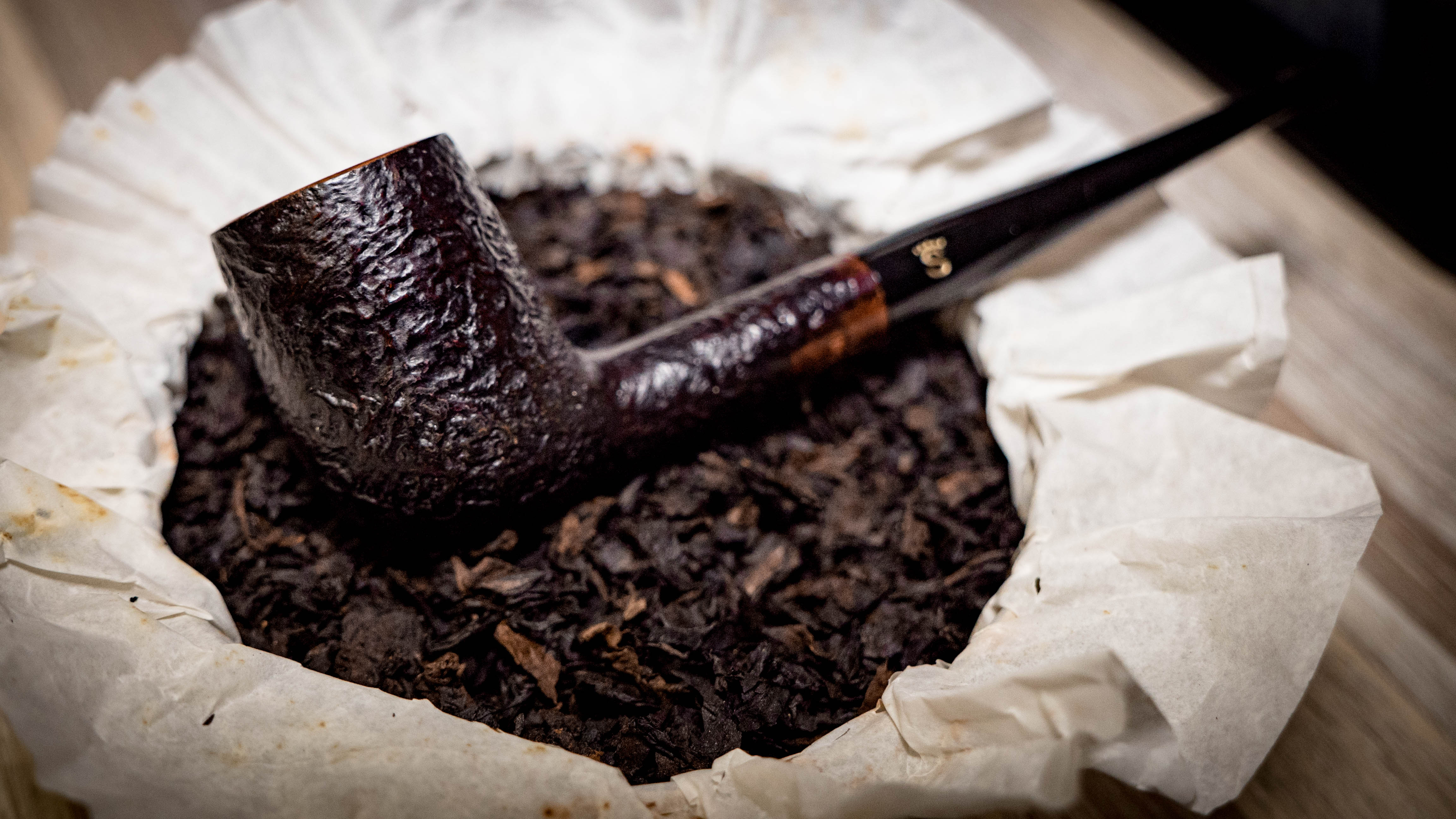 Appalachian Berry & Stanwell Pipe