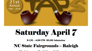 TAPS 21st Annual Pipe & Tobacco Expo in Raleigh!