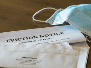 LEGAL NEWS ALERT: New Jersey Post-Covid Residential Eviction Concerns