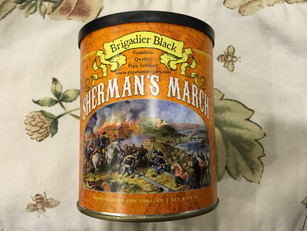 Review of Brigadier Black Sherman's March