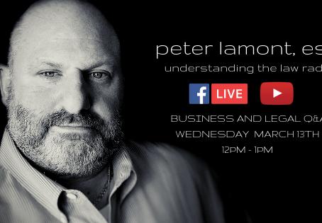 Business & Legal Q&A LIVE!