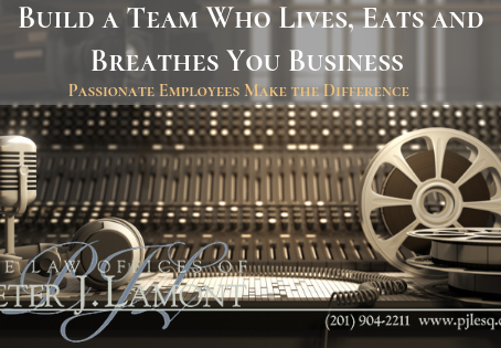 Build a Team Who Lives, Eats and Breathes Your Business | Passionate Employees Make the Difference