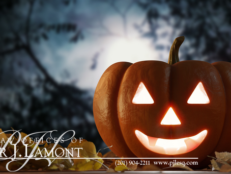 Some Spooky Halloween Liability Issues | What You Need to Know to Avoid a Lawsuit