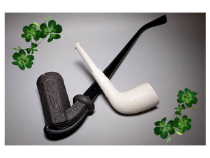 Tobacco Pipes In Ireland: Clay Pipes, Funerals, and Peterson of Dublin