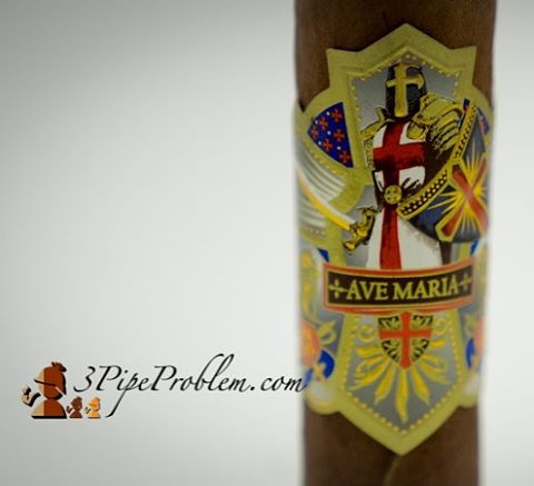 Ave Maria Crusader. This is a solid medium body stick that is always in my humidor