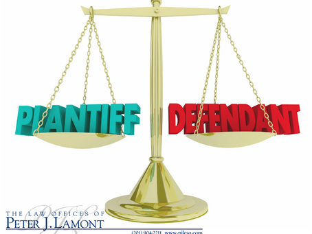 Am I a Plaintiff or Defendant?