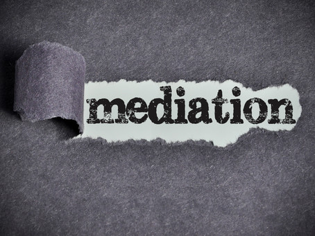 Mediation Minute