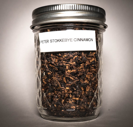 Peter Stokkebye Cinnamon (No.46) Review