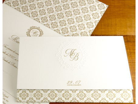 Ideias para convite de casamento: escolha o seu!