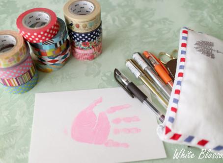 【伊勢丹新宿店休館に伴い延期になりました】4月手形アートワークショップのお知らせ