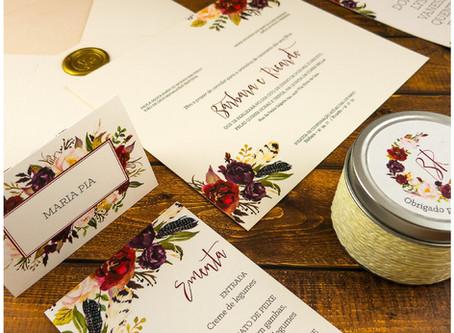 Como criar a identidade visual do seu casamento?