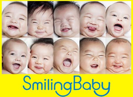 【伊勢丹新宿店休館に伴い延期になりました】4月ワークショップSmiling Baby撮影会のお知らせ