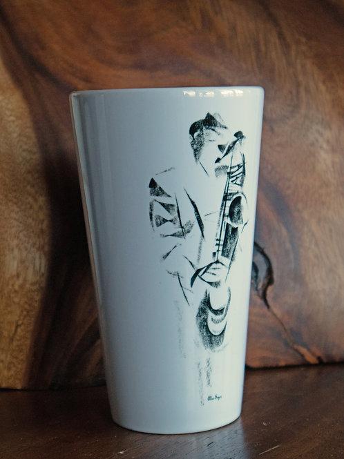 The Tenor Saxophone Mug