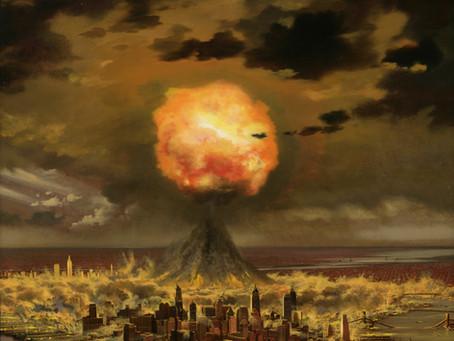 Pandemi, apokalypse og superidioter!