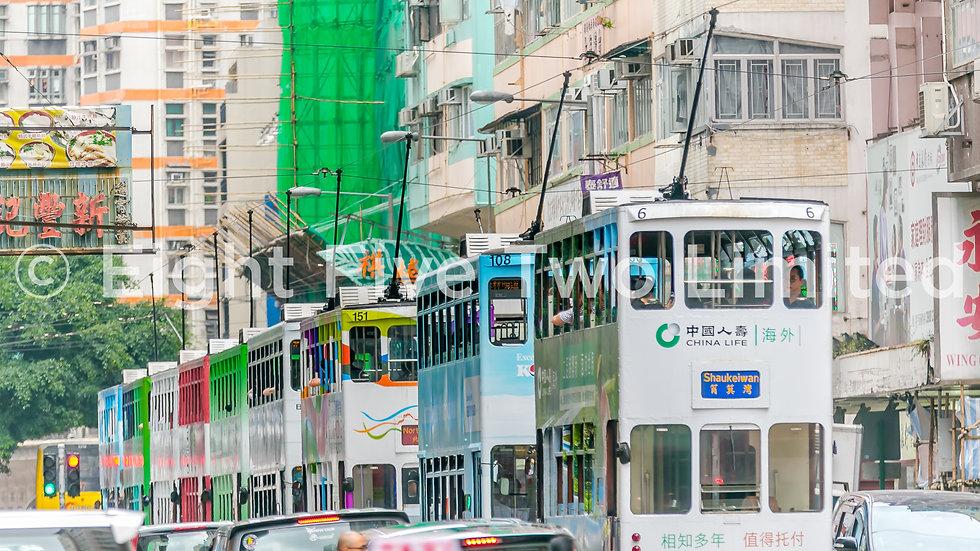 Tram Jam
