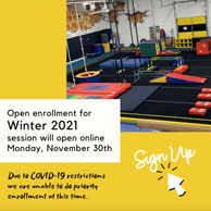 Winter 2021 Open Enrollment