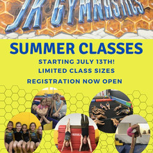 Summer Classes Starting on July 13th!