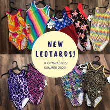 New Leos! New Grip Bags!