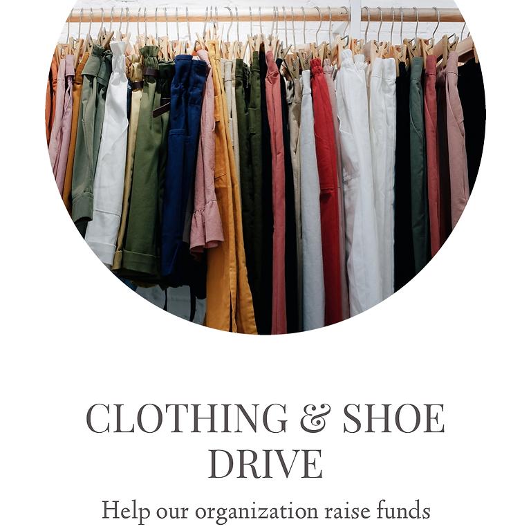 Clothing & Shoe Drive