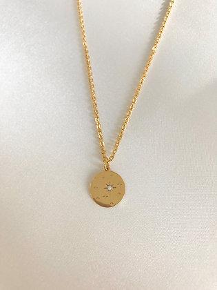 Halskette Opal Star