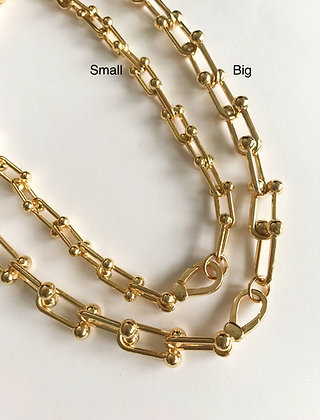 Halskette Big Chain Cancun