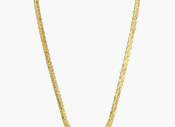 Halskette Herringbone