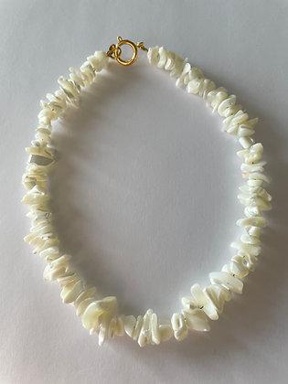 Choker Pearly Seashells