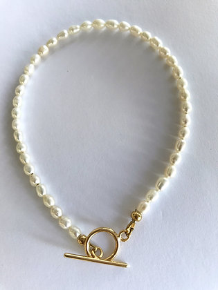 Fusskette Little Pearls