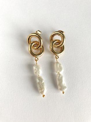 Ohrringe Tulum Pearl