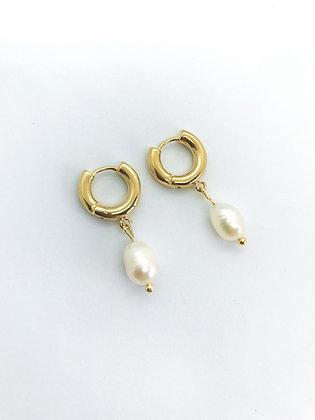 Hoops One Pearl