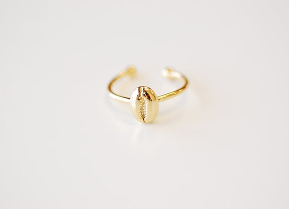 Ring Cowrie Gold