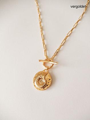 Halskette Ammonite