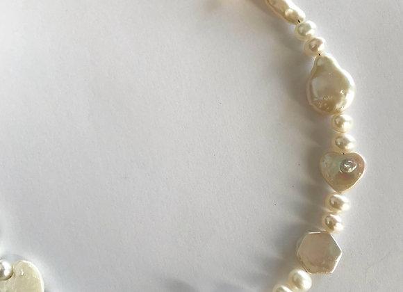 Halskette Pearls Pearls Pearls