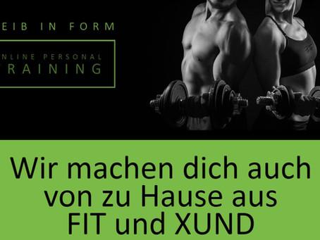 Lockdown im Fitnessstudio von 17.11.2020 - ??? durch Anordnung der Regierung auf Grund COVID-19