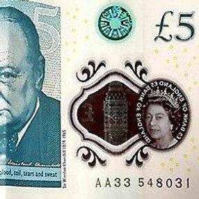 £5 Tip