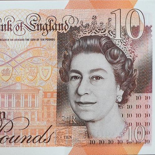 £10 Tip