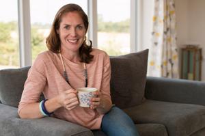 Sarah Cooke of Halia Rose on self-care in motherhood