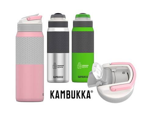 Kambukka® Lagoon Insulated Drinkfles 750 ml