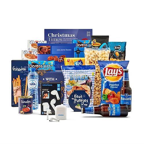 Kerstpakket Feeling Blue