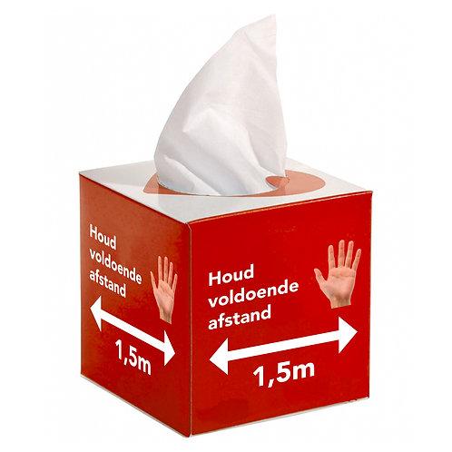 Tissue Box Kubus