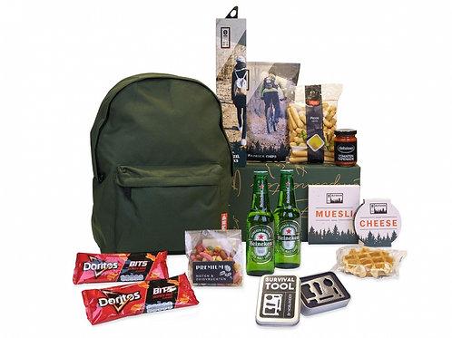 Kerstpakket Survival Party