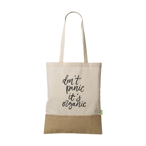 Combi Organic Shopper Tas