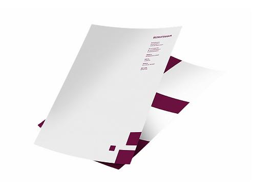 Briefpapier A4 Full Colour