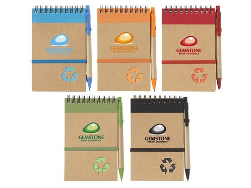 RecycleNote Notitieboekje