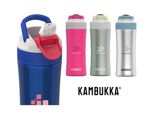 Kambukka® Lagoon Insulated Drinkfles 400 ml